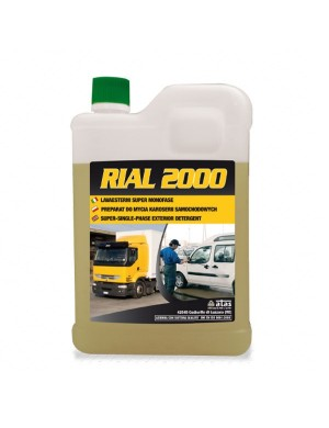 CONCENTRATED EXTERIOR WASHING AGENT