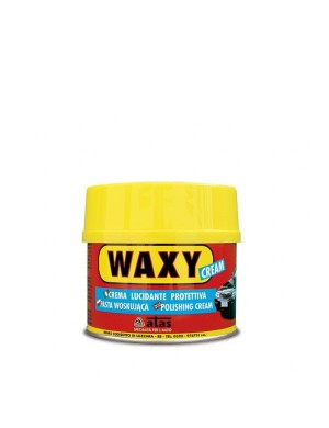 CAR WAXING PASTE